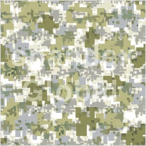 Abstract Khaki Pattern