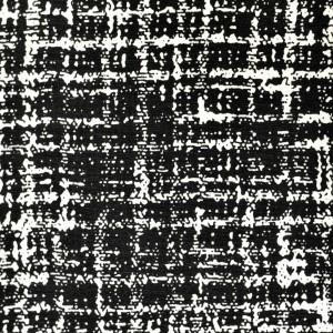 Grunge Crosshatch Print Spandex