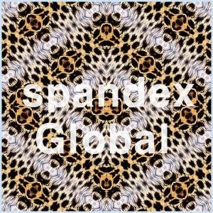 Diamond Leopard Print