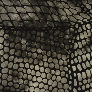 Snake Skin Print Spandex