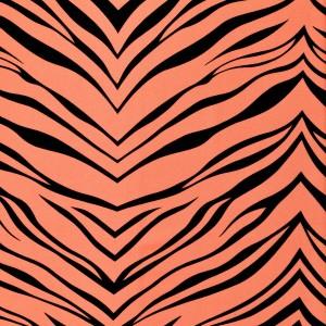 Tiger Stripe Print Spandex