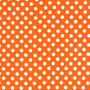 10mm Polka Dot Print Spandex