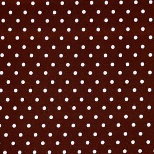5mm Polka Dot Print Spandex