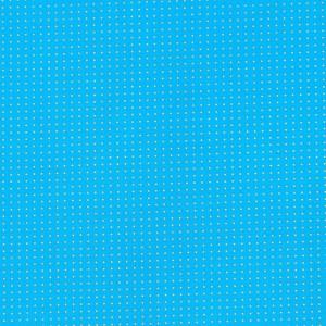 White Pin Dot Print Spandex