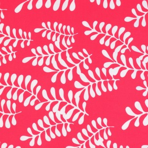 Honey Locust Leaves Print Spandex