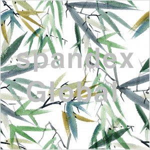 Painted Bamboo Leaves