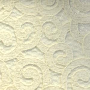 Cotton Scroll Pattern Lace