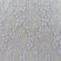 Floral Patterned Crochet Lace