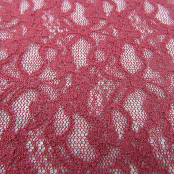 Floral Patterned Lace