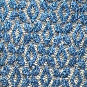 Glitz Diamond and Clover Printed Lace