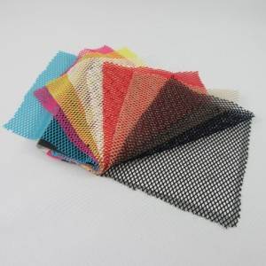 9 Color Solid Small Hole Fishnet
