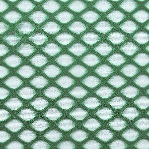 9 Color Solid Small Cabaret Mesh
