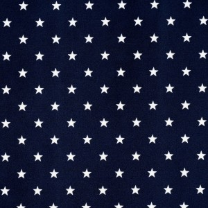 11mm Star Print Spandex