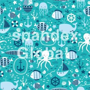 Oceanic Print 2