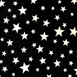Starry Night Sky Print Spandex
